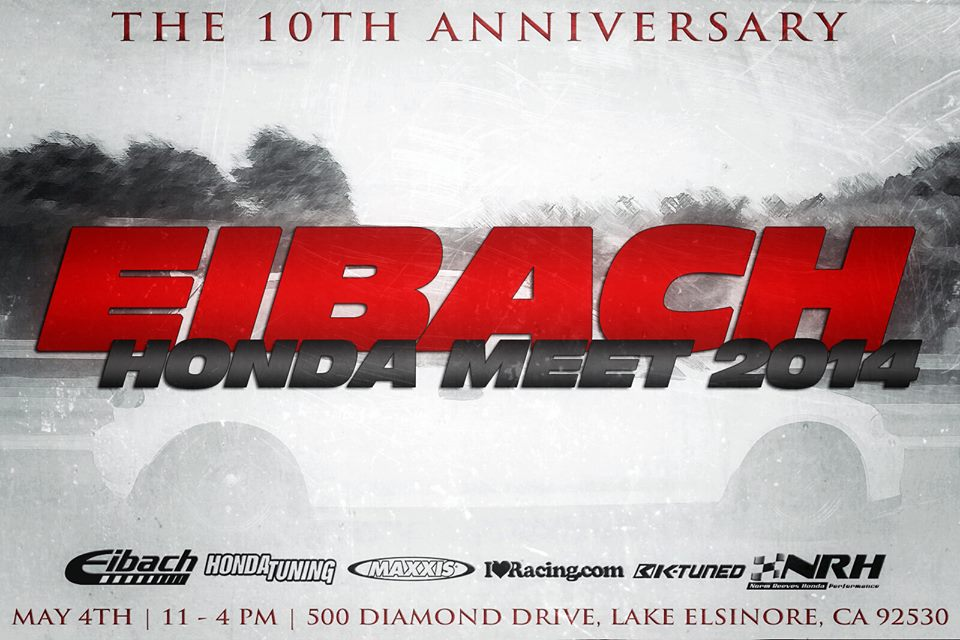 Eibach 10th Anniversary Meet