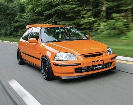 508WHP Orange EK