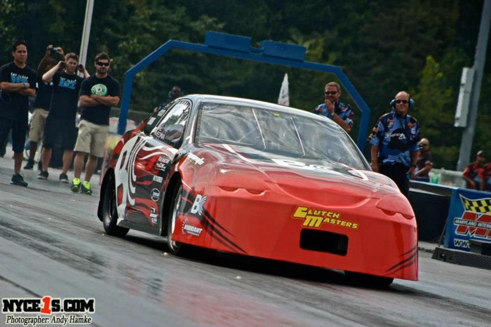 Prayoonto Racing's New BC RSX Drag Car