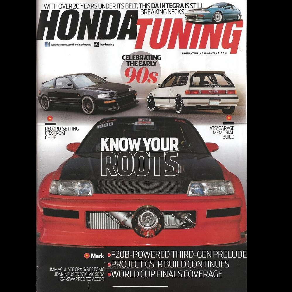 Honda Tuning - John Veloso's Interview